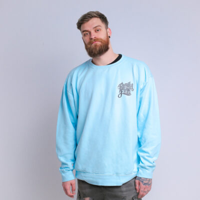 Bluza Notorious Family First Blue