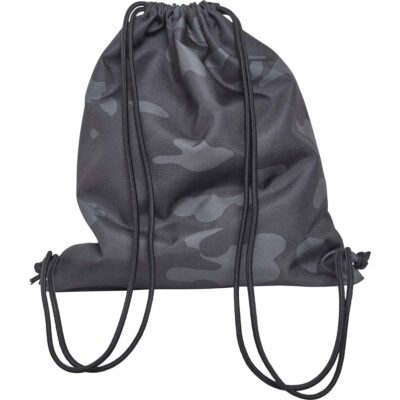 Gym Bag Urban Classics Dark Camo 1