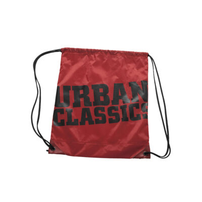 Gym Bag Urban Classics Red
