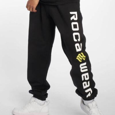 Pantaloni Rocawear Basic Black-White