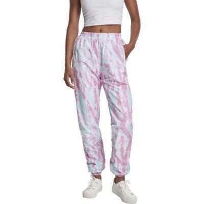 Pantaloni-Urban-Classics-Ladies-Tie-Dye