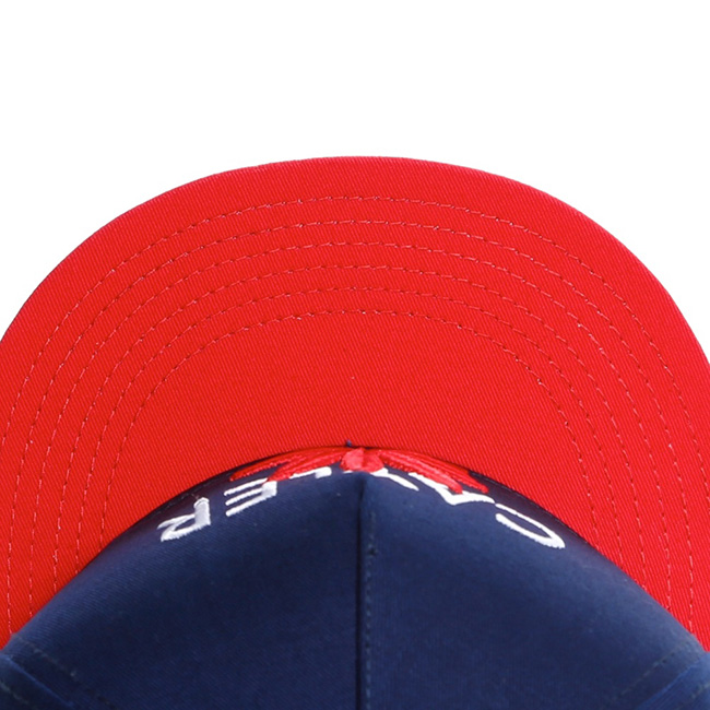 Sapca Cayler and Sons Cayler Navy Red 1