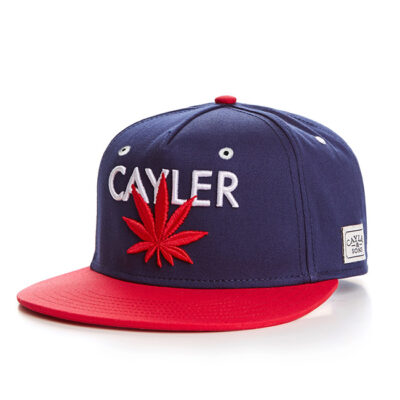 Sapca Cayler and Sons Cayler Navy Red