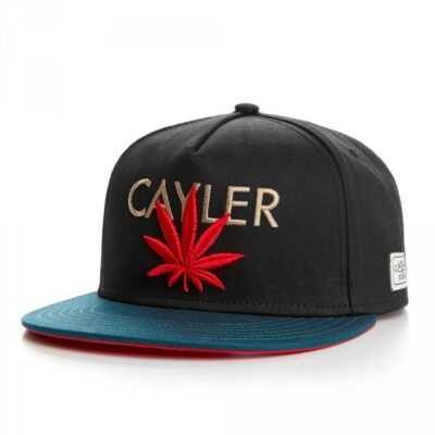 Sapca Cayler and Sons Cayler Red Green