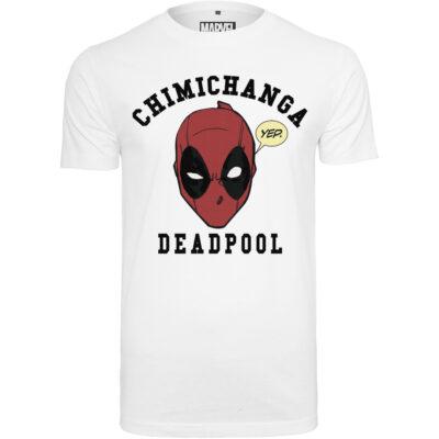 Tricou Merchcode Deadpool Chimichanga