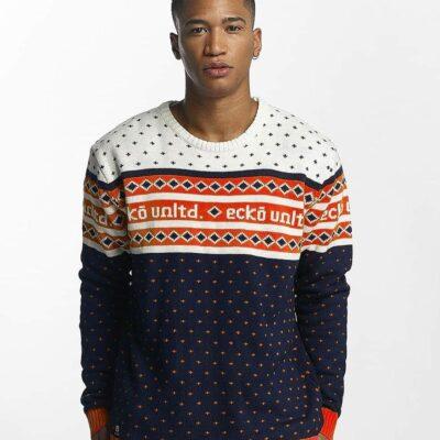 Pullover Ecko Unltd. Rhino Sweater Blue
