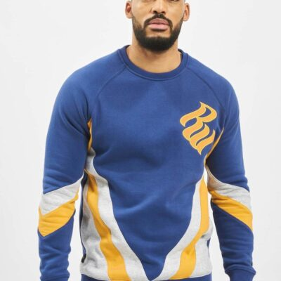 Bluza Rocawear Albion Blue Yellow