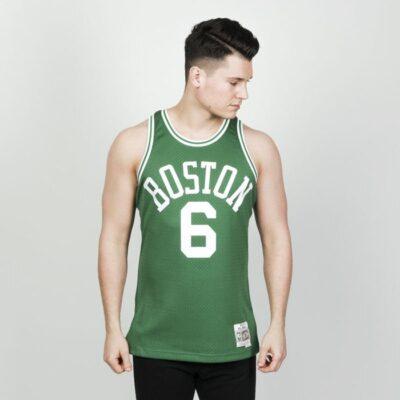 Jersey Swingman Mitchell & Ness Boston Celtics green