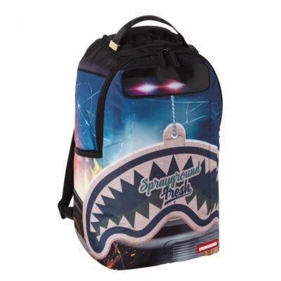 Rucsac Sprayground Grand Theft Shark 1