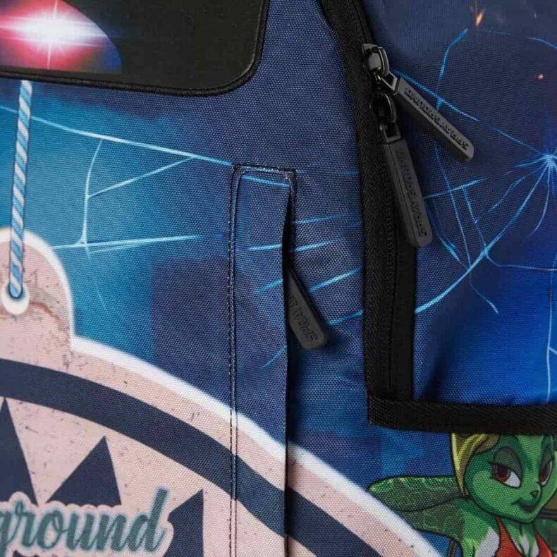 Rucsac Sprayground Grand Theft Shark 6