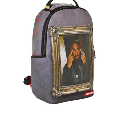 Rucsac Sprayground Tupac Golden Boy 1