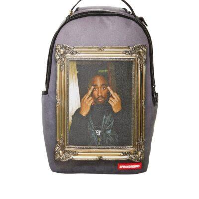 Rucsac Sprayground Tupac Golden Boy
