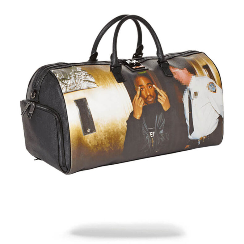 Sprayground Tupac Duffle Bag 1