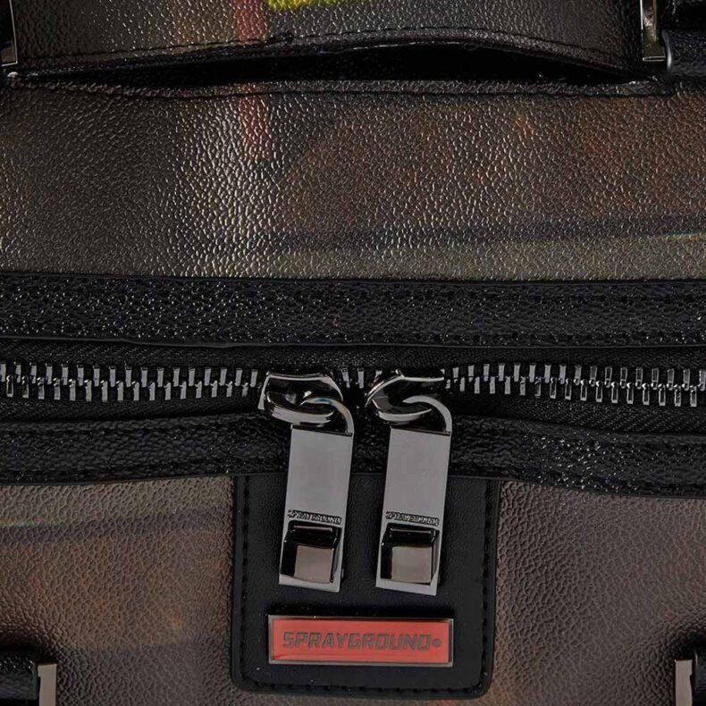 Sprayground Tupac Duffle Bag 5