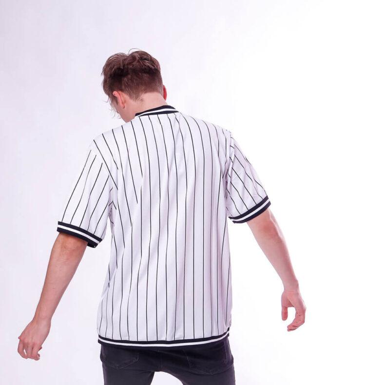 Jersey Karl Kani Varsity Pinstripe Baseball 3