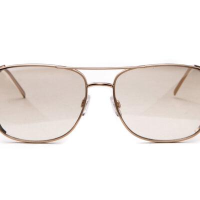 Ochelari de soare Jeepers Peepers MATT GOLD NAVIGATOR WITH SIDE CAPS 1
