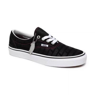 Vans Era Emboss Thread It Black White 1