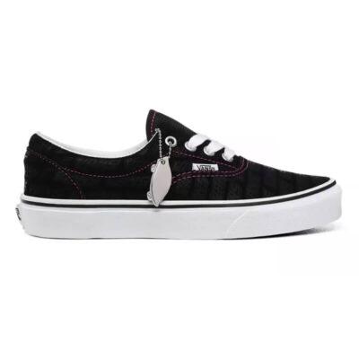 Vans Era Emboss Thread It Black White