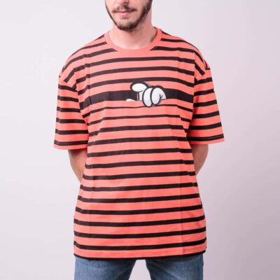 Tricou Cayler & Sons MY NEIGHBOR STRIPES SEMI BOX 1
