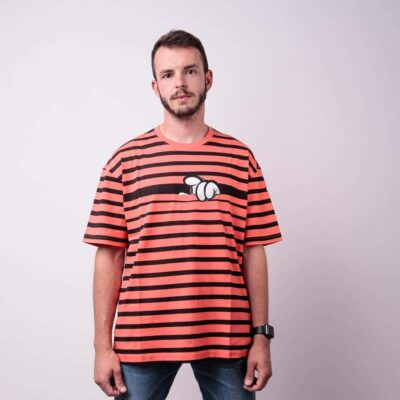 Tricou Cayler & Sons MY NEIGHBOR STRIPES SEMI BOX