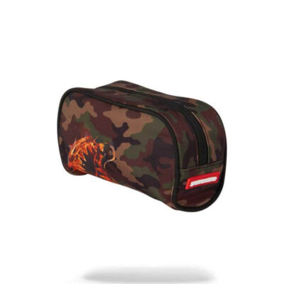 Pouch Sprayground Fire Shark 3