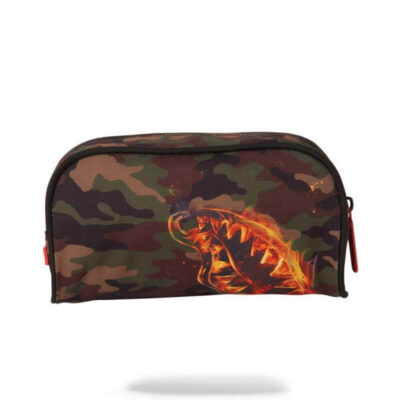Pouch Sprayground Fire Shark