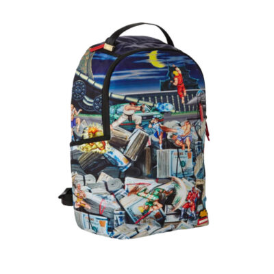 Rucsac Sprayground Street Fighter 1