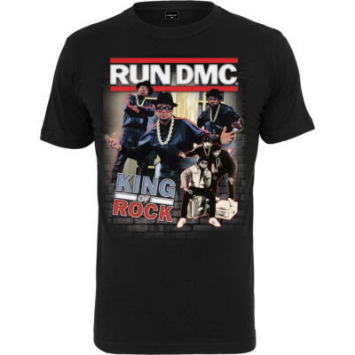 Tricou Run DMC King of Rock