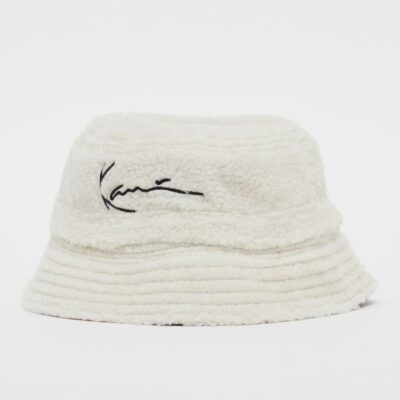 Bucket Hat Karl Kani Signature Reversible Teddy 1