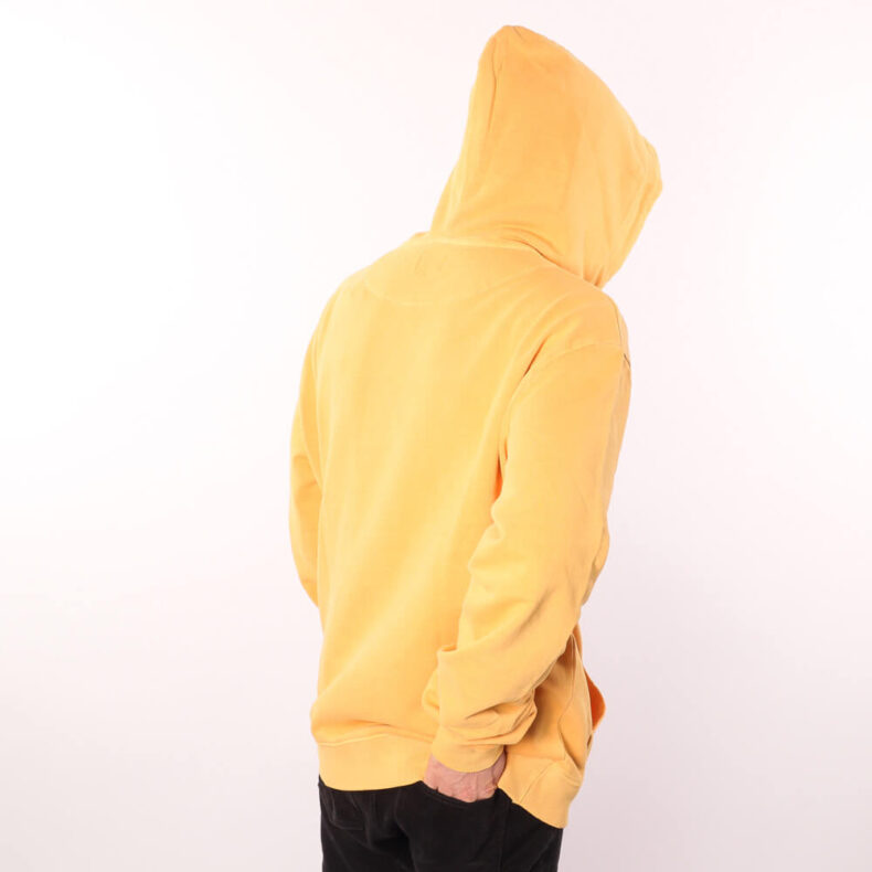 Hanorac Karl Kani Small Signature Washed Yellow 3