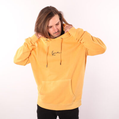 Hanorac Karl Kani Small Signature Washed Yellow