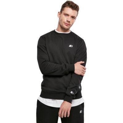 Bluza Starter Essential Crewneck Black