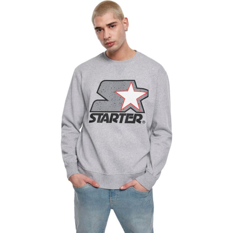 Bluza Starter Multicolored Logo Sweat Crewneck
