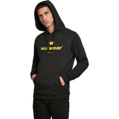 Hanorac Wu-Wear Since 1995 Black