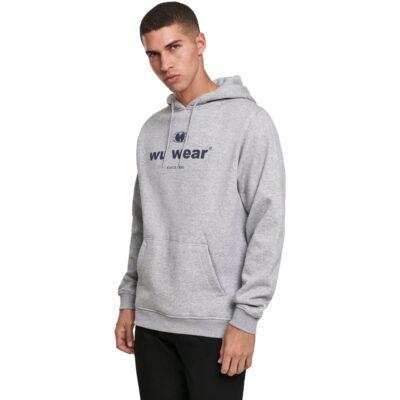 Hanorac Wu-Wear Since 1995 Grey