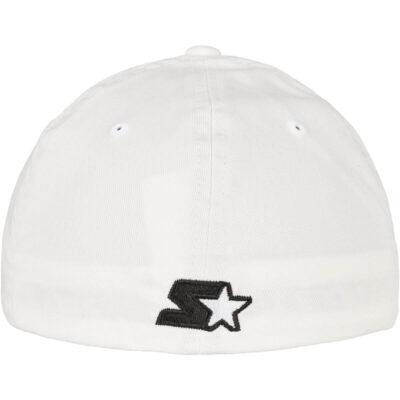 Sapca Starter Logo Flexfit White 1