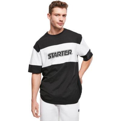 Tricou Starter Block Jersey Black