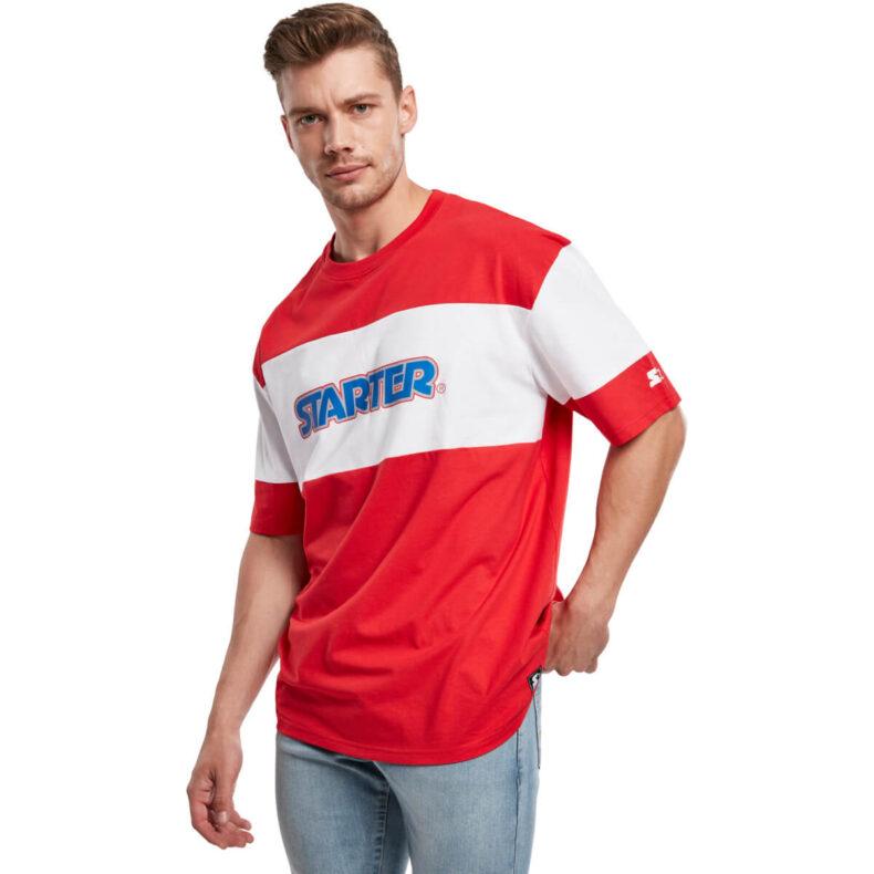 Tricou Starter Block Jersey Red