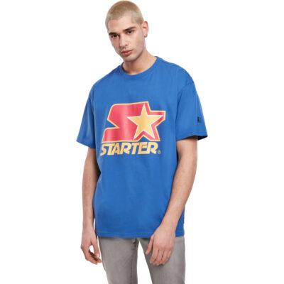 Tricou Starter Colored Logo Blue