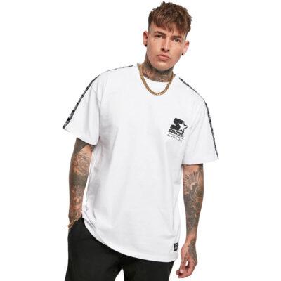 Tricou Starter Logo Taped White