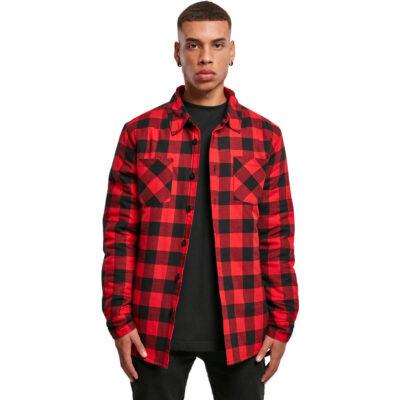 Camasa Urban Classics Padded Check Flannel 3