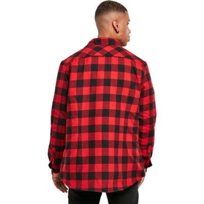 Camasa Urban Classics Padded Check Flannel