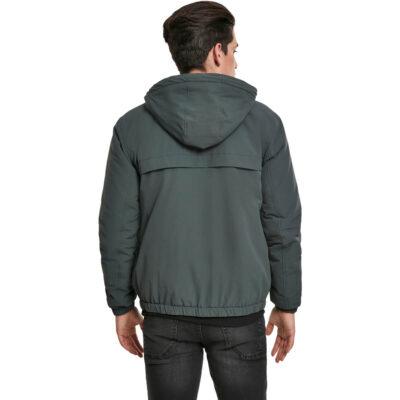 Jacheta Urban Classics Hooded Easy Green 1
