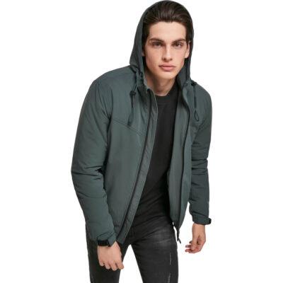 Jacheta Urban Classics Hooded Easy Green