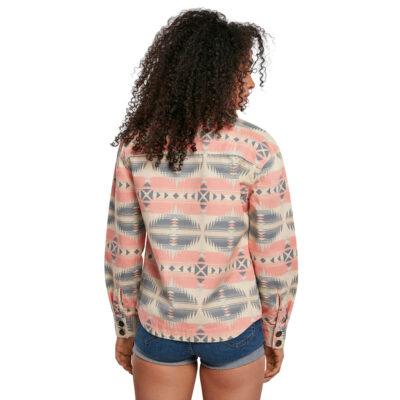 Jacheta Urban Classics Inka Oversized Shirt 1