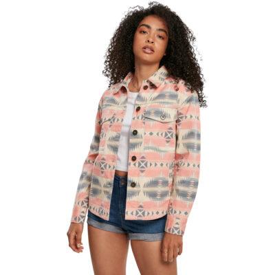 Jacheta Urban Classics Inka Oversized Shirt