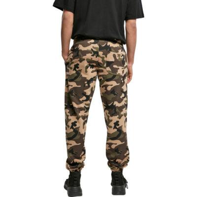 Pantaloni Urban Classics Basic Camo 2.0 Wood 1