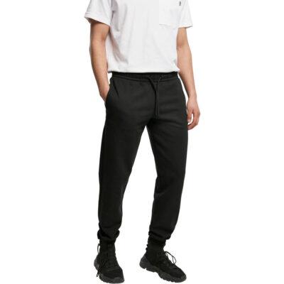 Pantaloni Urban Classics Basic Sweatpants 2.0 Black