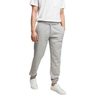 Pantaloni Urban Classics Basic Sweatpants 2.0 Grey