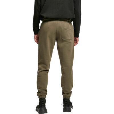 Pantaloni Urban Classics Basic Sweatpants 2.0 Olive 1